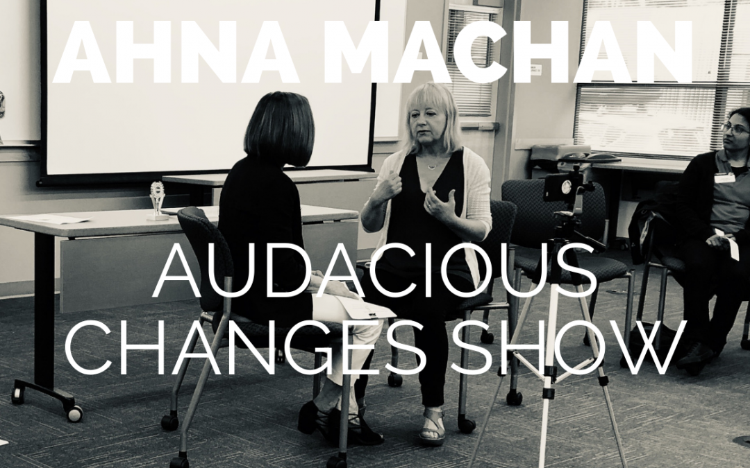 Audacious Changes Interview